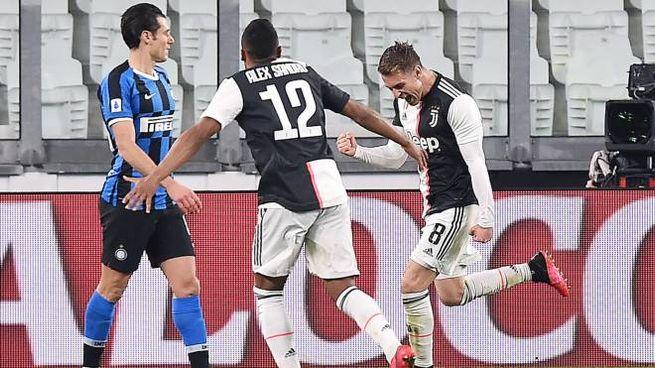 Serie A Risultati E Classifica Juve Di Nuovo In Vetta Sport Calcio Quotidiano Net