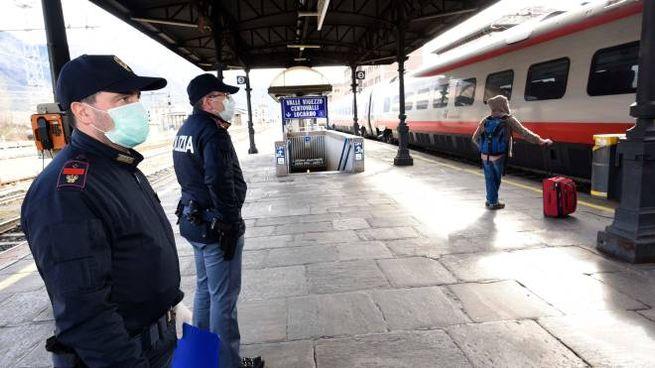 Coronavirus, stop agli spostamenti in tutta l'Emilia Romagna (Foto Imagoeconomica)