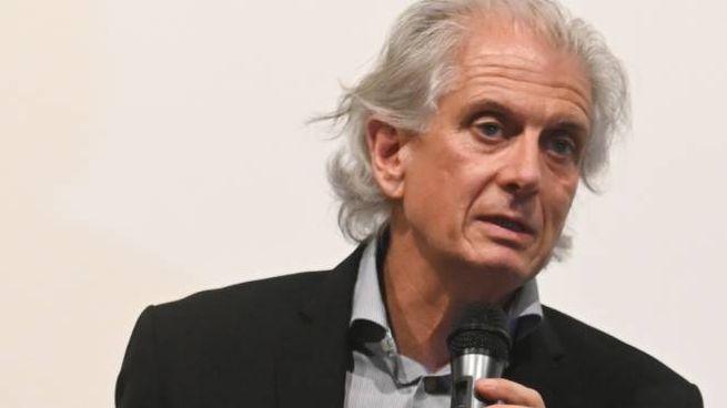 Il drammaturgo, regista e attore Massimiliano Finazzer Flory