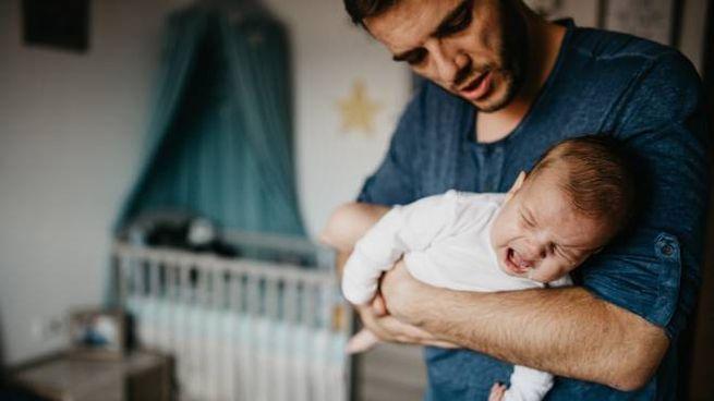 Il pianto di un neonato è uno strumento di crescita