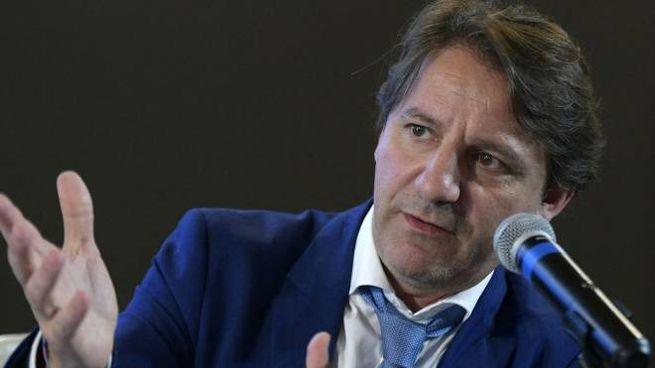 Il presidente dell'Inps, Pasquale Tridico, 44 anni