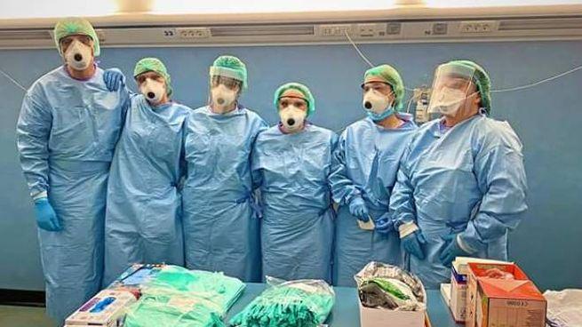 L'ospedale di Chiaravalle COVID-19 è operativo