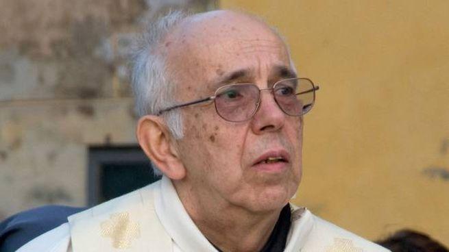 Don Guido Mortari, deceduto a 83 anni, per 42 anni parroco di Sant'Agostino