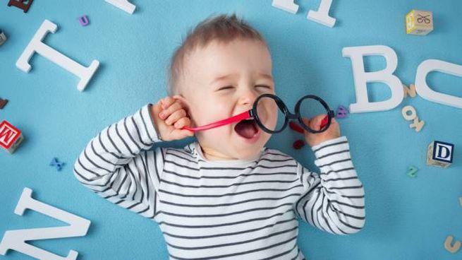 Anche i bambini molto piccoli sanno distinguere i diversi tipi di parole