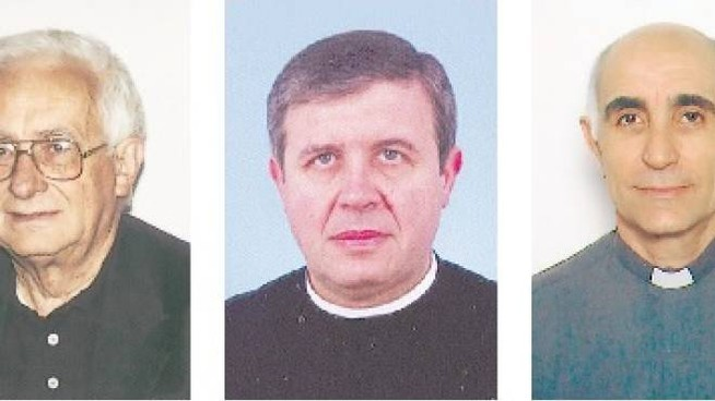 I tre sacerdoti morti