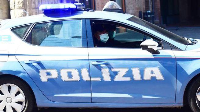 Controlli della polizia (FotoSchicchi)