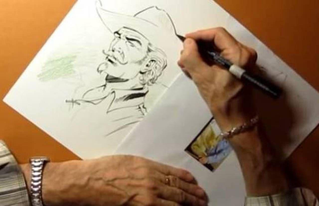 Giovanni Romanini (foto piccola), fumettista bolognese, è morto a 74 anni