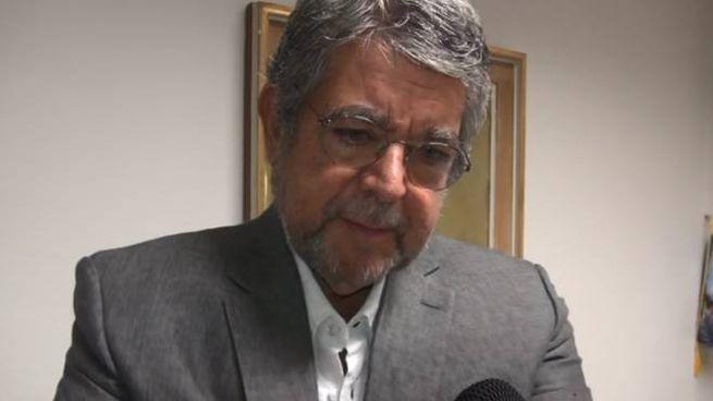 Beppino Montalti, presidente Ordine medici Pistoia