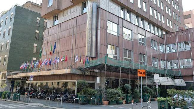 Il Michelangelo Hotel di Milano che ospiterà i pazienti dimessi