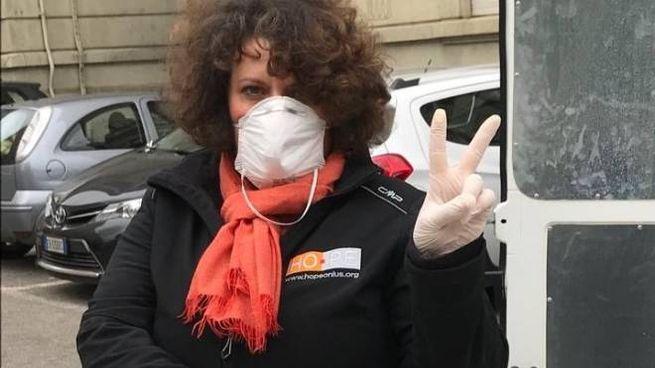 Enela Fazzini, fondatrice di Hope onlus