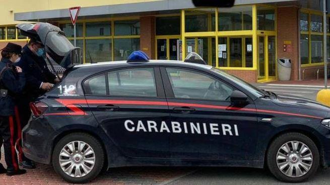 Sono intervenuti i carabinieri (foto d'archivio)
