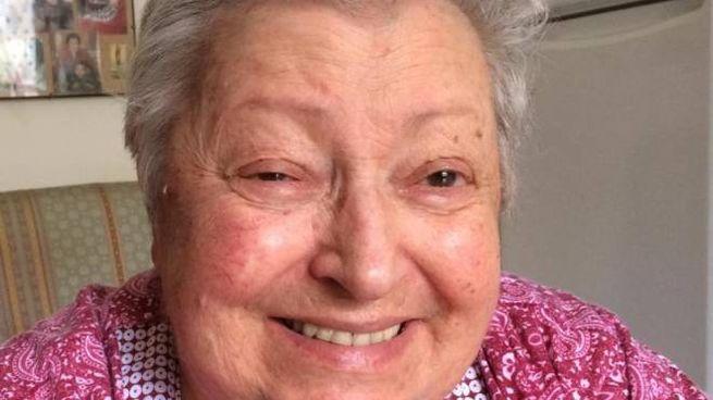 Maria Pia Ronchi è nata a Cervia nel 1934, ma ha sempre abitato a Ravenna