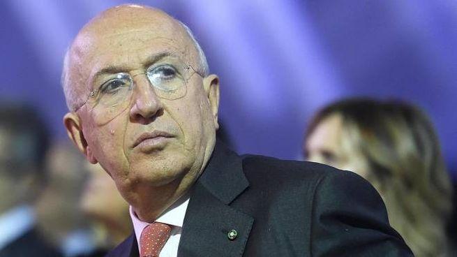 Antonio Patuelli, presidente dell'Abi (Ansa)