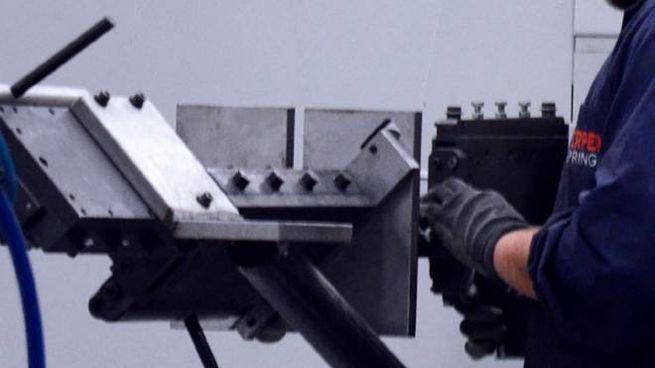 Azienda metalmeccanica lecchese