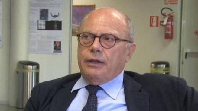 L'infettivologo Massimo Galli (Dire)