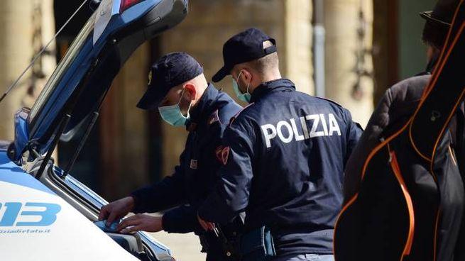 La polizia ha arrestato i due rapinatori