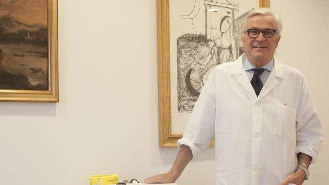 Marianno Franzini, presidente della Società scientifica di ossigeno-ozono terapia