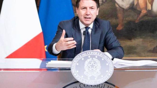 Il presidente del Consiglio Giuseppe Conte conferma l'impegno: lo Stato c'è