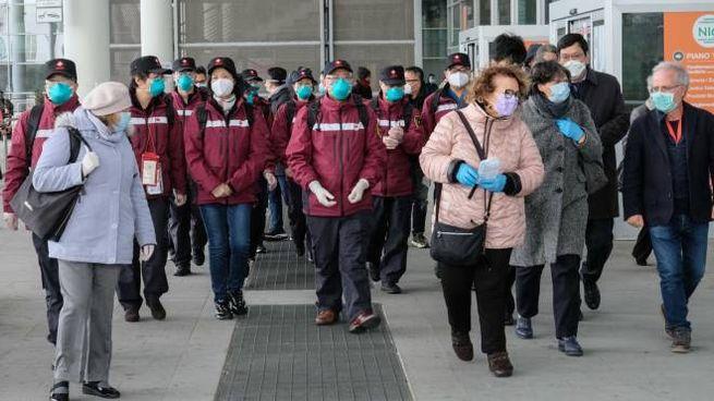La delegazione di medici cinesi a Careggi accolta dall'assessore Stefania Saccardi