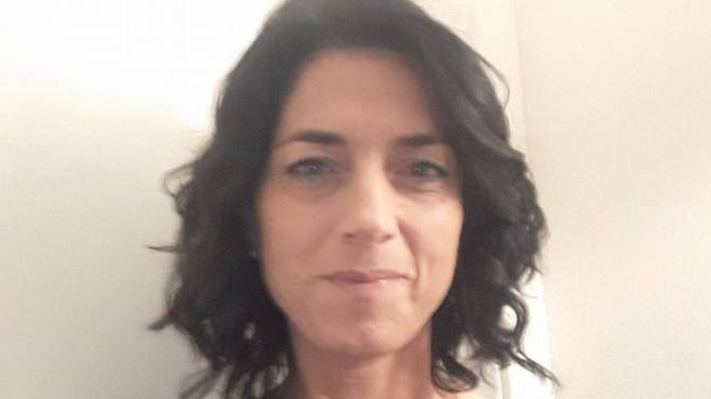 Fabiola Patrali, 49 anni, di Perignano. Lavorava a Fucecchio