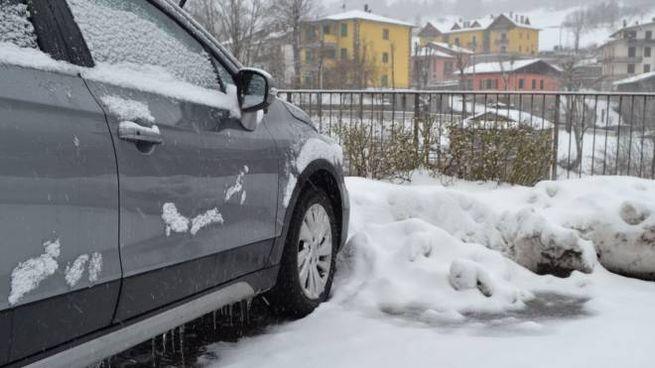 Neve del 26 marzo 2020 (Pasquesi)