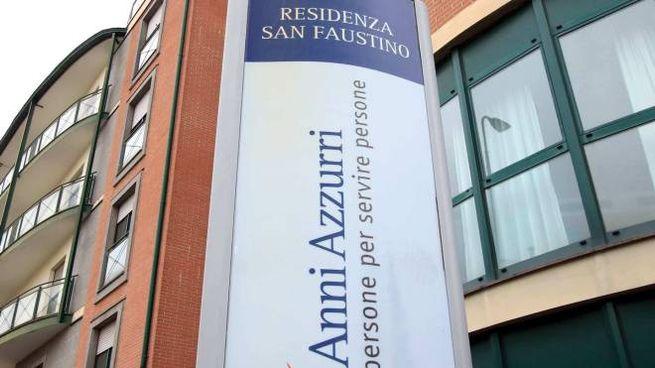 Residenza Anni Azzurri , via san Faustino 21