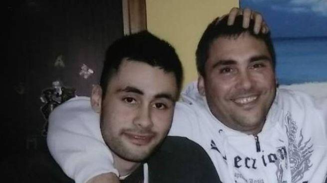 Giancarlo Attarantato con il figlio Kevin