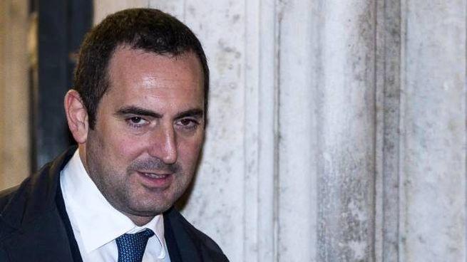 Il ministro Vincenzo Spadafora (Ansa)