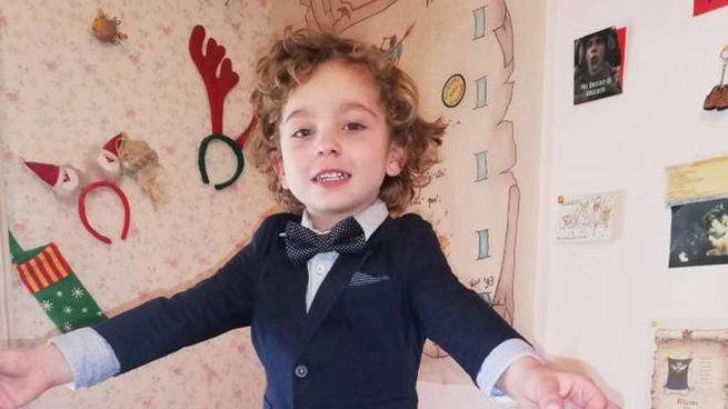 Il bambino di 3 anni trovato morto (Ansa)