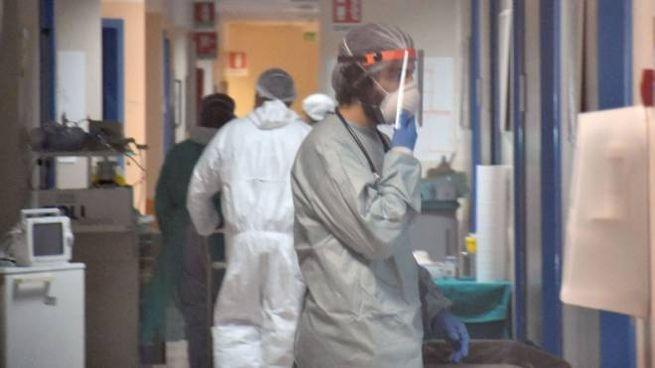 Coronavirus, esposto dei medici ascolani (Foto d'archivio Corelli)