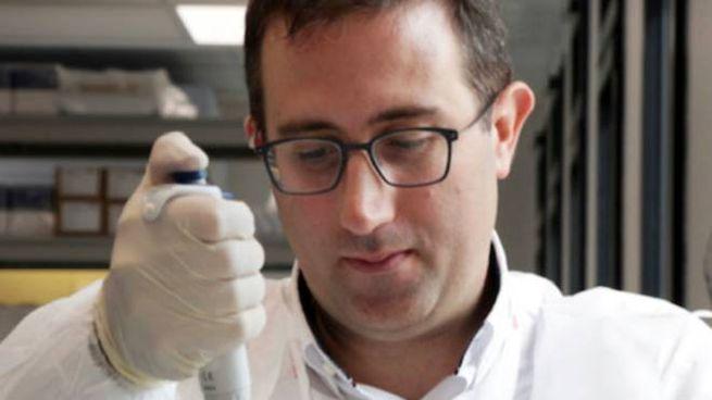 Davide Corti, 41 anni, biotecnologo originario di Como