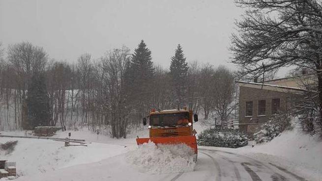 Meteo, nuove nevicate in arrivo la prossima settimana (foto Dire)