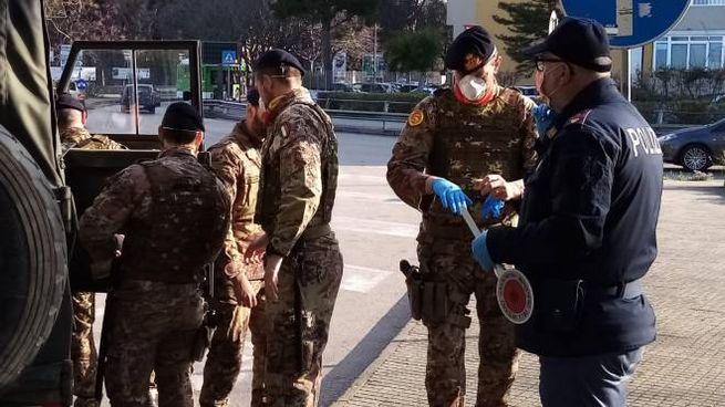 I Fucilieri della Brigata Marina San Marco
