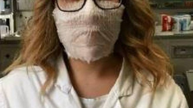 Partita la filiera lombarda per la produzione delle mascherine