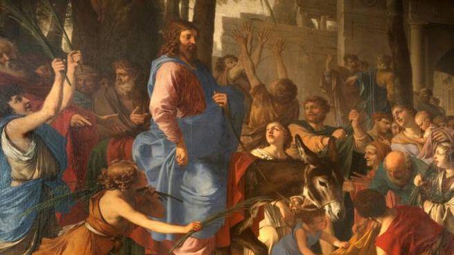 L'ingresso di Gesù a Gerusalemme