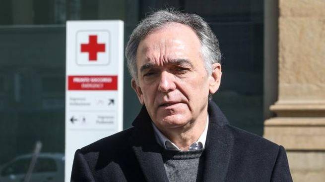 Enrico Rossi (foto Giuseppe Cabras/New Press Photo)