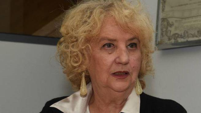 La presidente Maria Laura Simonetti