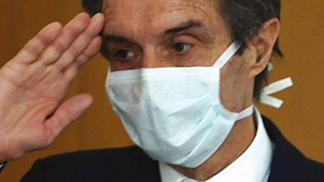Il presidente Attilio Fontana richiama i cittadini a osservare i divieti