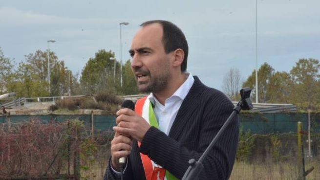Simone Calamai, sindaco di Montemurlo