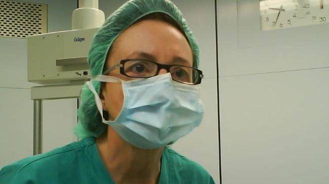 La dottoressa Roberta Ricciardi