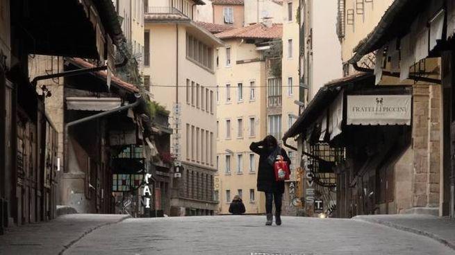 Firenze ai tempi del coronavirus