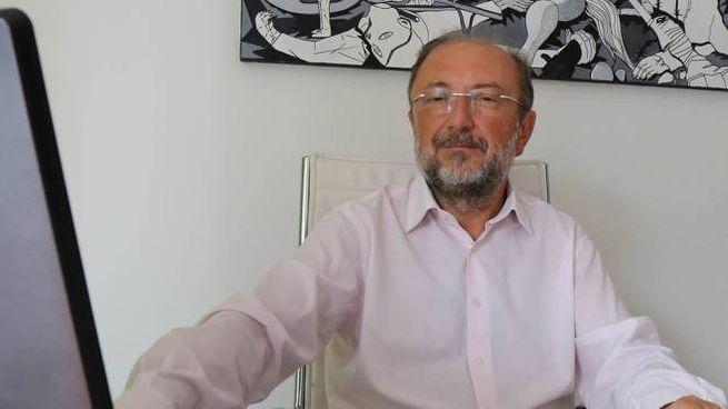 Enrico Brambilla, segretario della Confartigianato