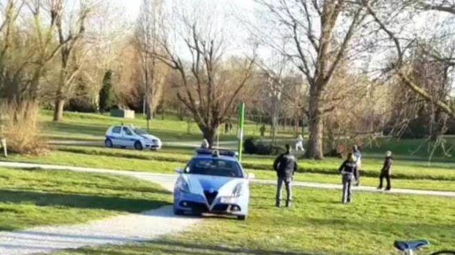 Decine di multe nei parchi cittadini