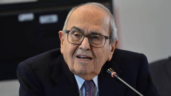 Il patron di Ariston, Francesco Merloni