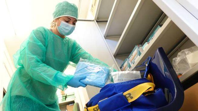 Coronavirus, contagi in aumento nella provincia di Modena (FotoCastellani)