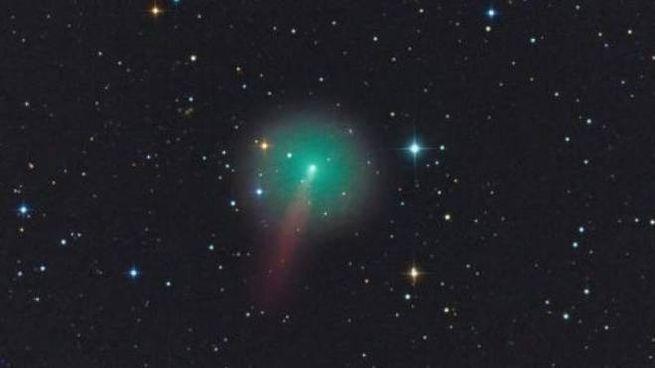La cometa Atlas