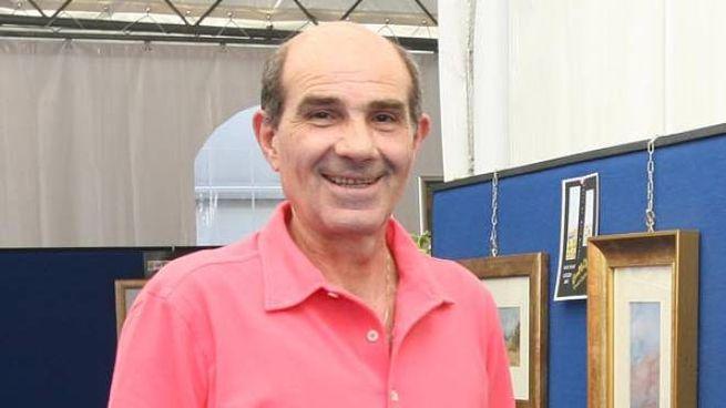 Una immagine di Ezio Giroli che è stato nella Vuelle dalla stagione 1984 fino al 2000