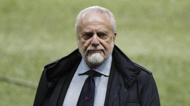 Aurelio De Laurentiis (Ansa)