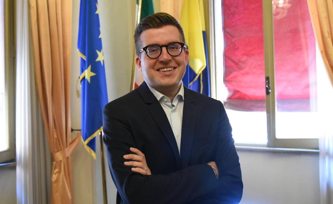 Andrea Bortolamasi, assessore alla Cultura del Comune di Modena (FotoFiocchi)
