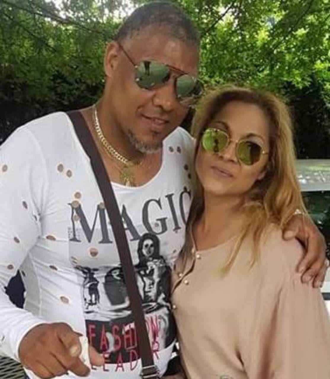 Antonio Nunez Martinez, 42 anni con la vittima Mora Alvarez Alexandra del Rocio, 49